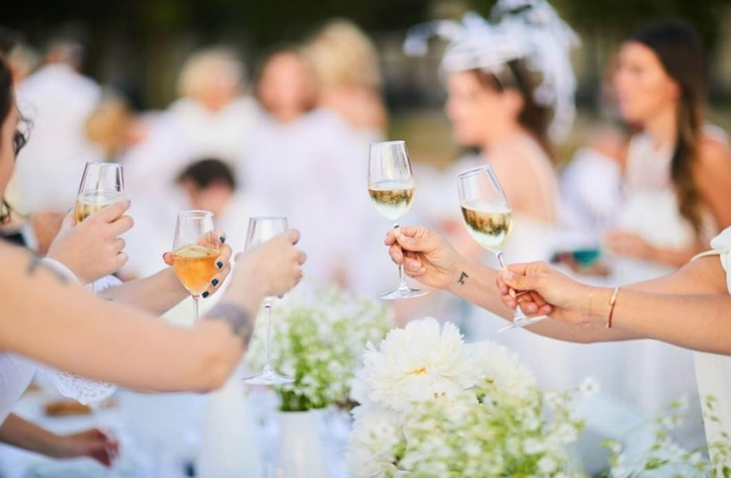 Diner en Blanc – South Georgian Bay