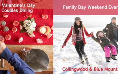 Valentines Day & Family Day Weekend 2019