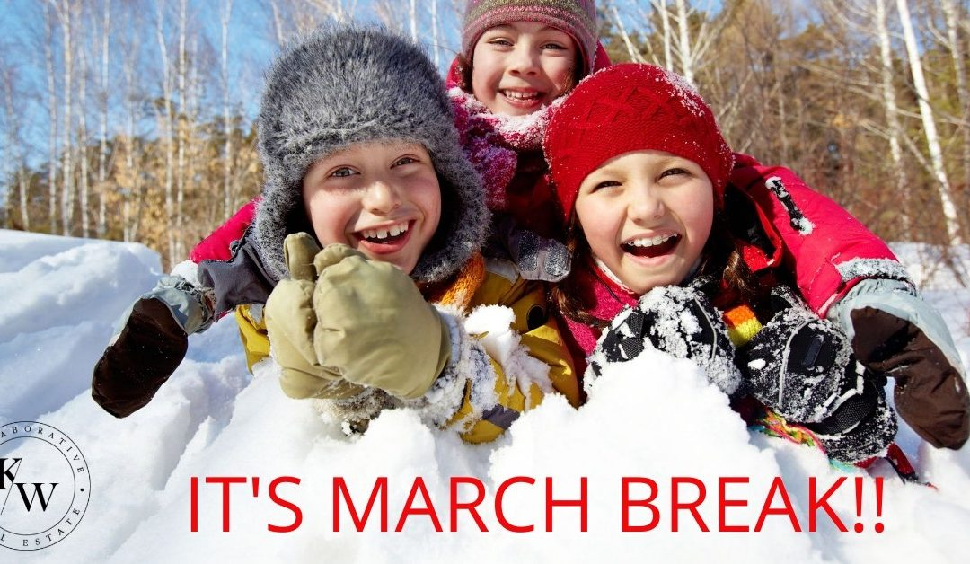What to Do for March Break in Collingwood & Blue Mountain