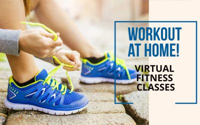 Virtual Fitness Classes to do at Home