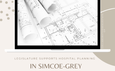 Legislature Supports Hospital Planning in Simcoe-Grey