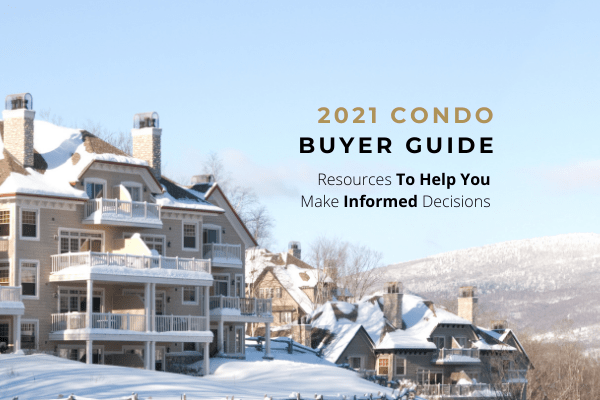 Ontario's Residential Condominiums Buyers' Guide