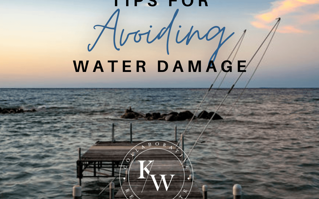 Tips to avoiding water damage in your home