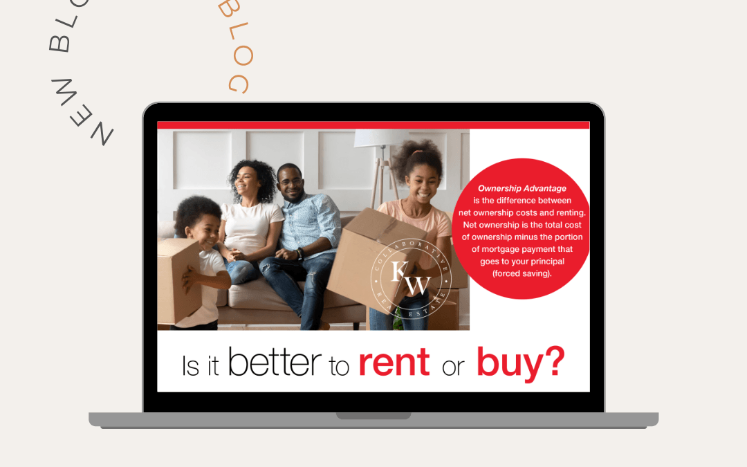 Buy or rent a home: Which is better financially?